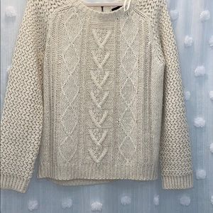 Fishermen knit sweater